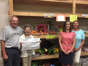 Pittsford Food Cupboard Volunteers